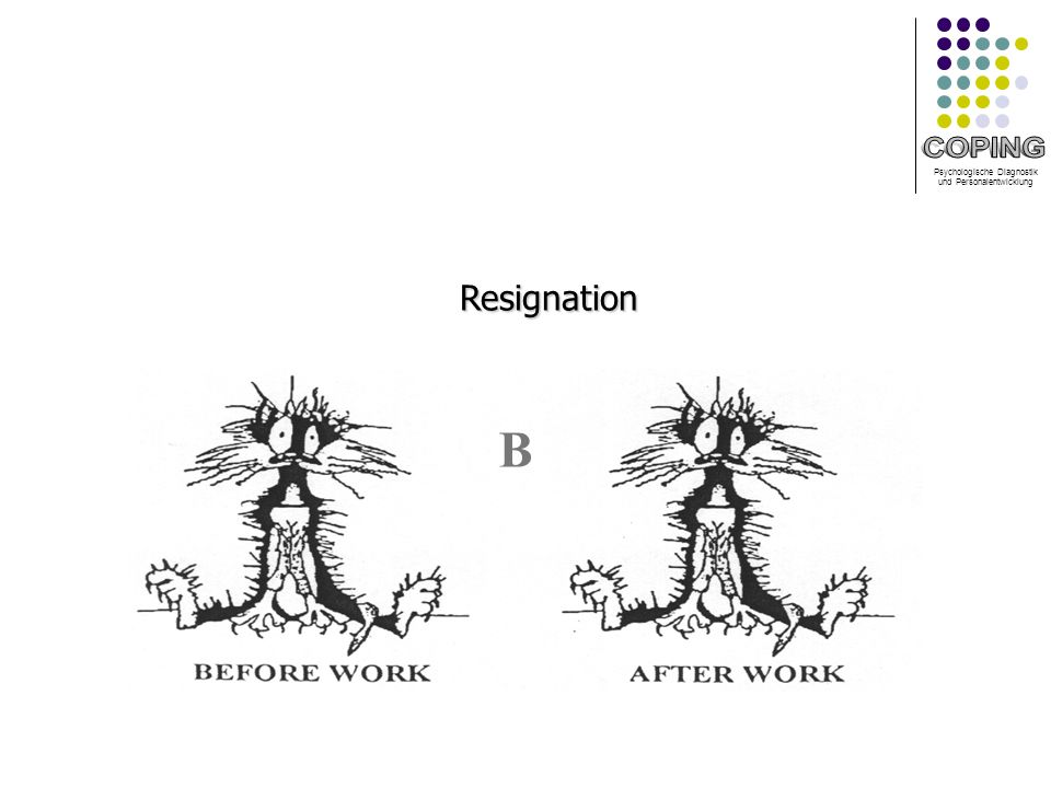 B Resignation