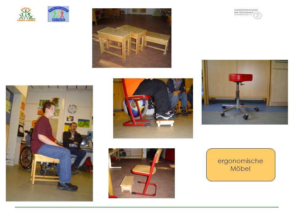ergonomische Möbel 90° Gerader Rücken Für SCH und L