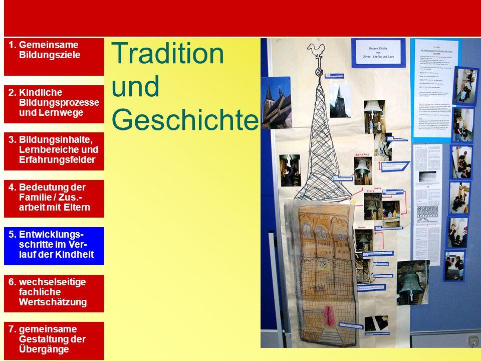 Tradition und Geschichte