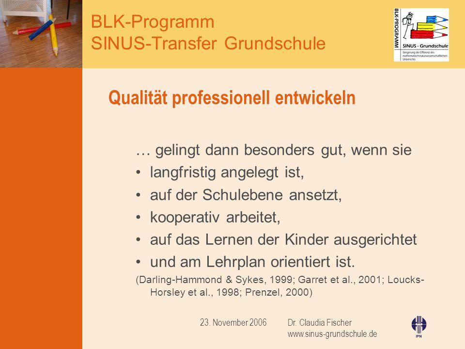 Qualität professionell entwickeln