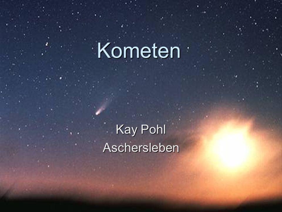 Kometen Kay Pohl Aschersleben