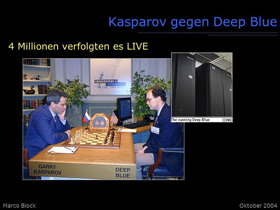 Kasparov gegen Deep Blue