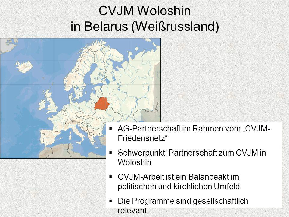 CVJM Woloshin in Belarus (Weißrussland)