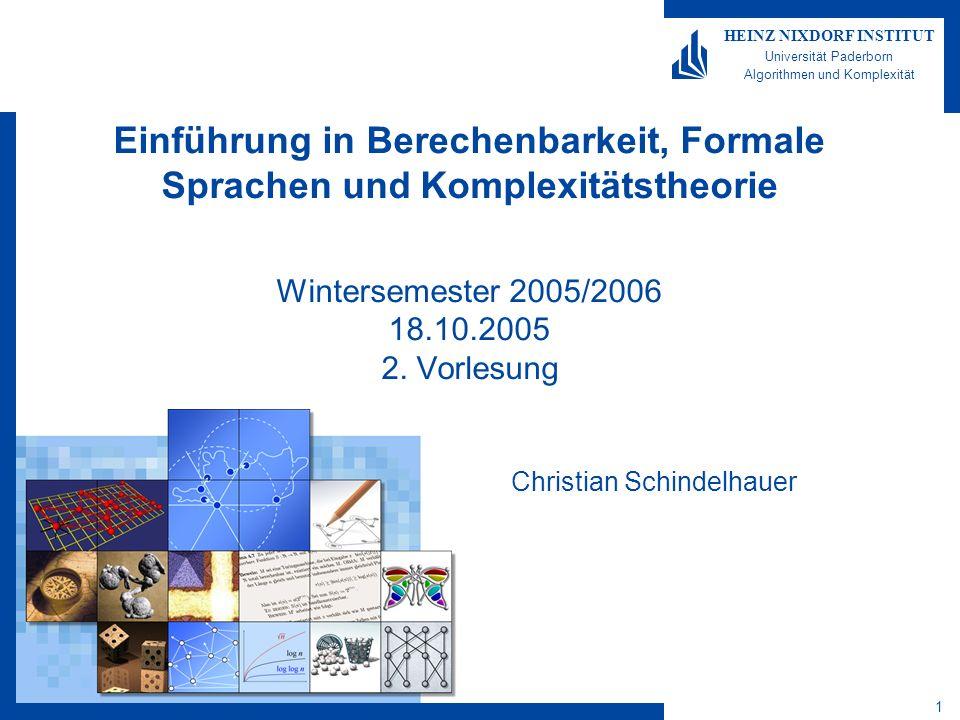 Christian Schindelhauer