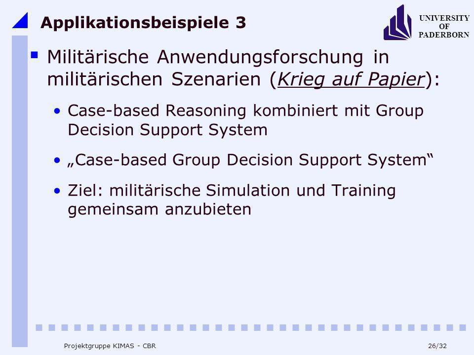 Applikationsbeispiele 3