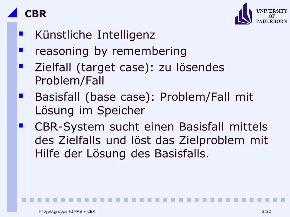 Künstliche Intelligenz reasoning by remembering