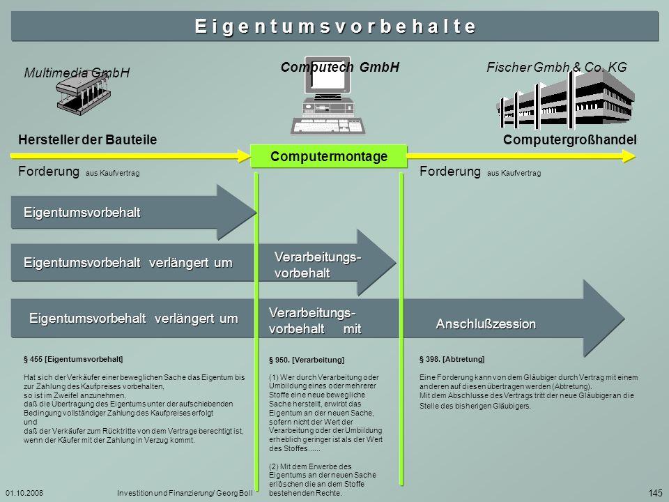 E i g e n t u m s v o r b e h a l t e Computech GmbH