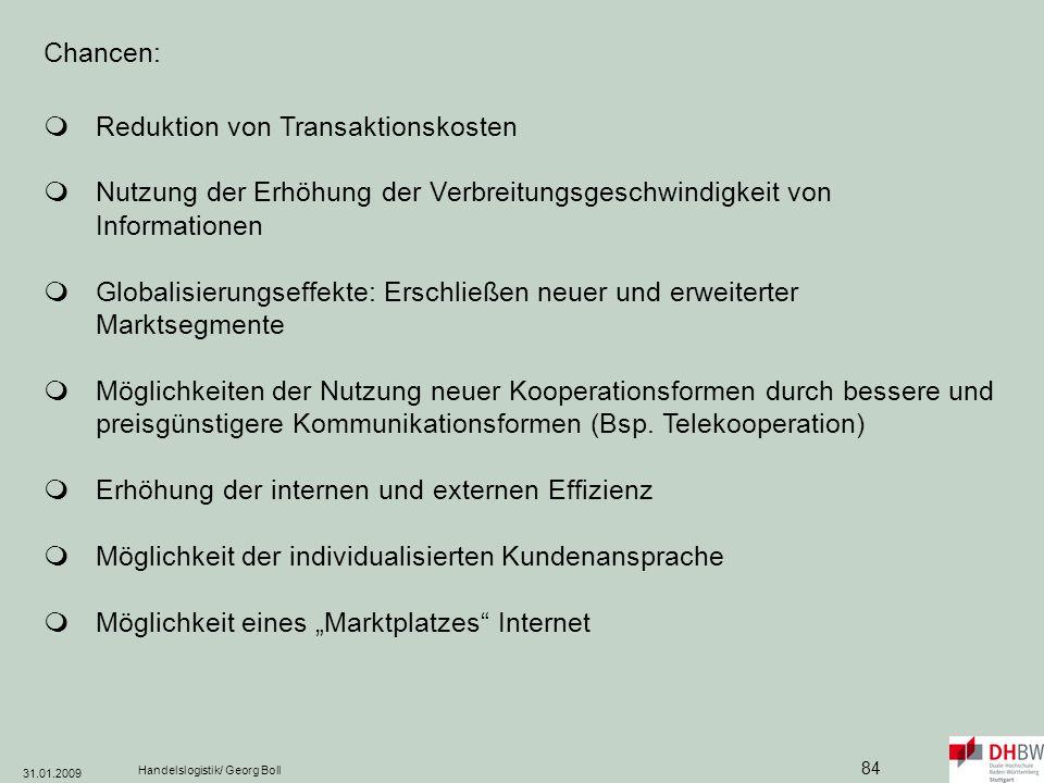  Reduktion von Transaktionskosten
