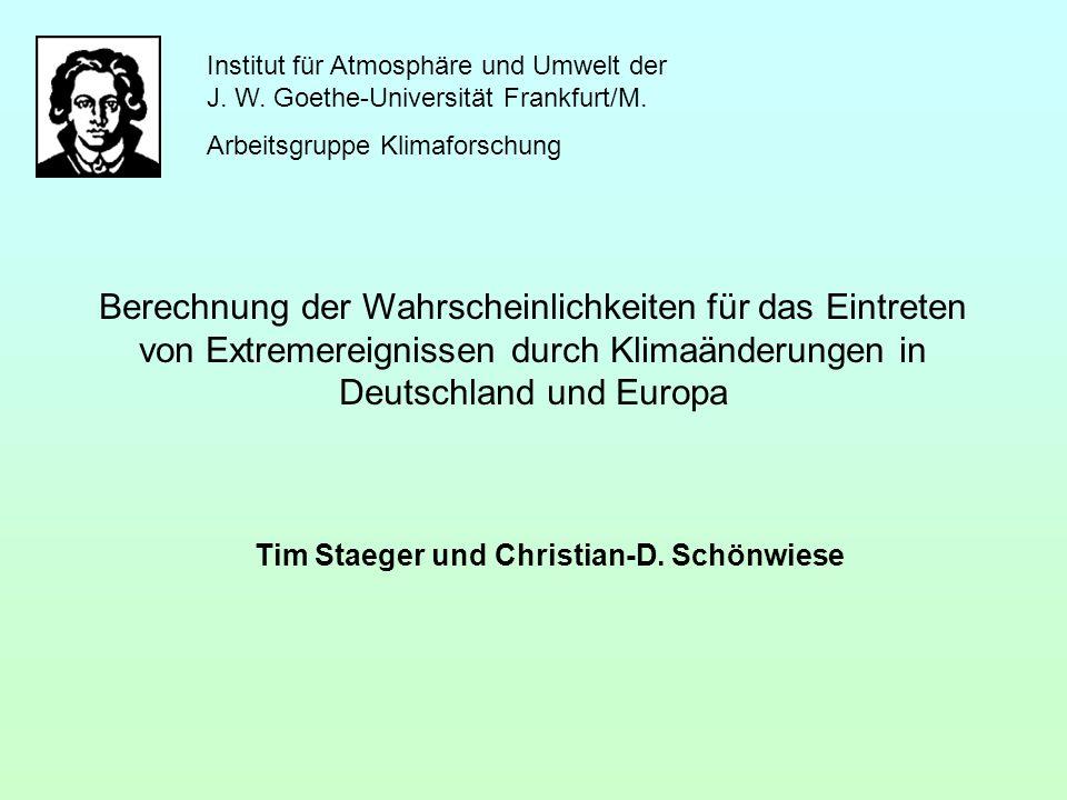 Tim Staeger und Christian-D. Schönwiese