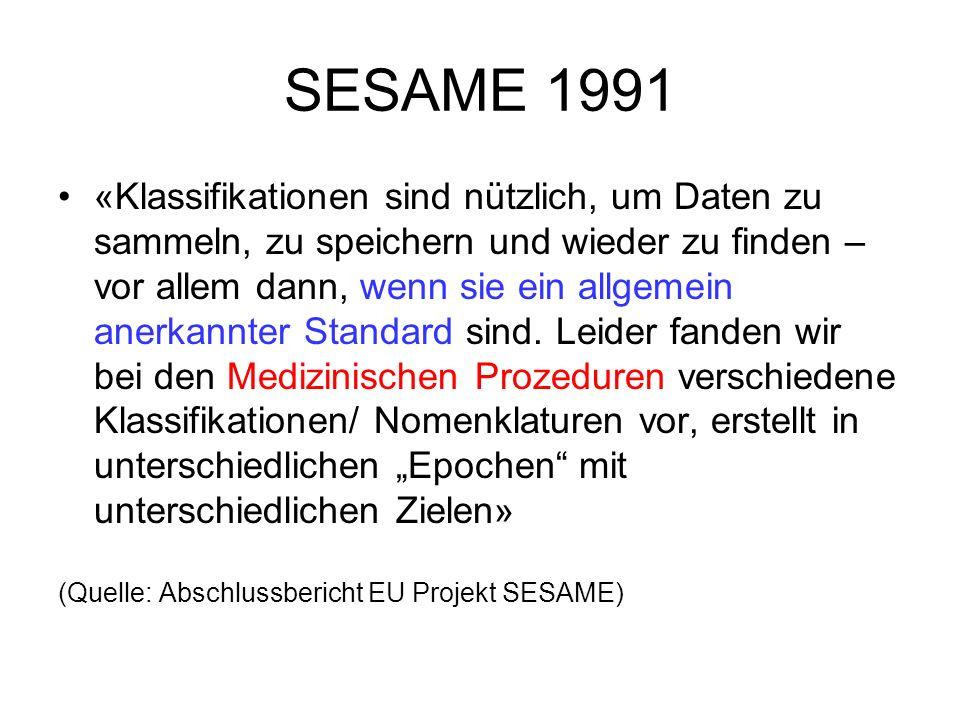 SESAME 1991