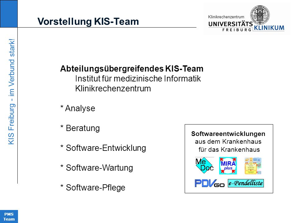 Softwareentwicklungen