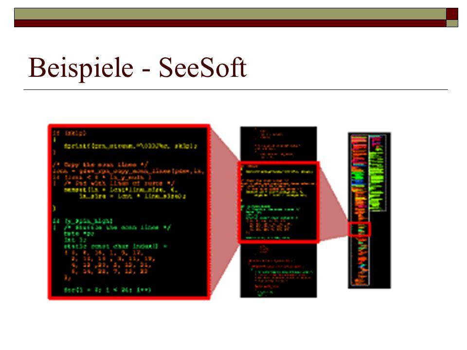 Beispiele - SeeSoft