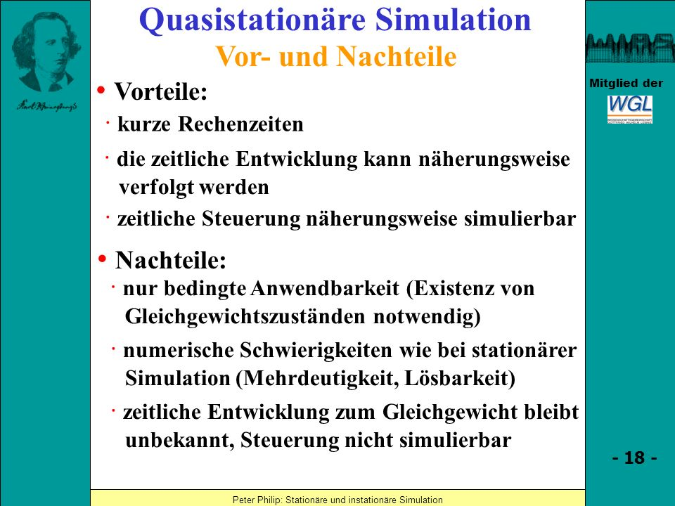 Quasistationäre Simulation