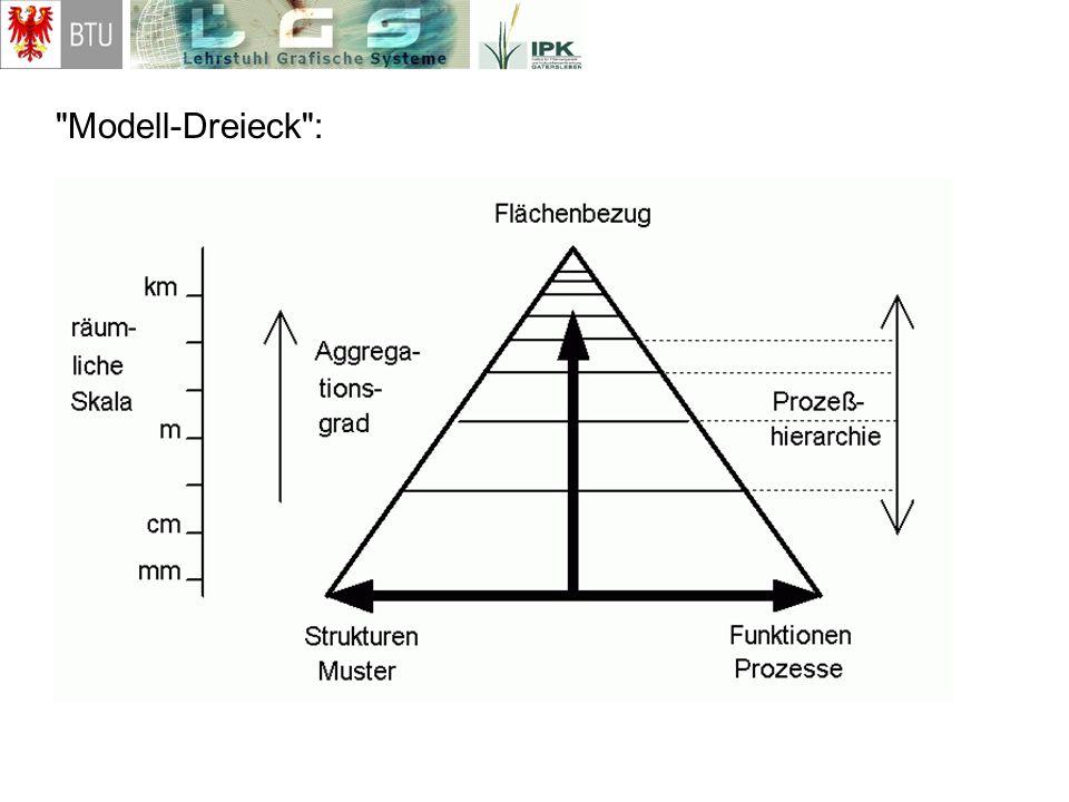 Modell-Dreieck :