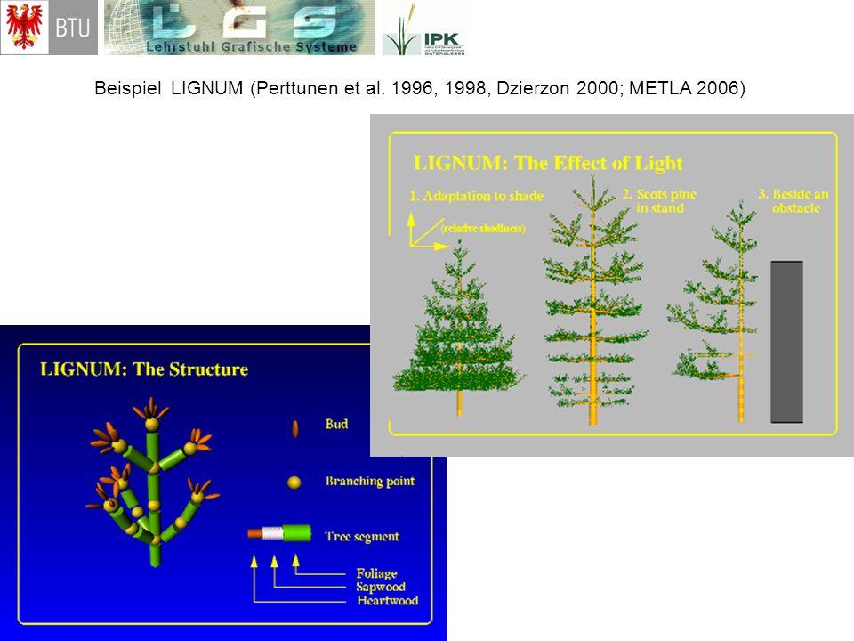 Beispiel LIGNUM (Perttunen et al
