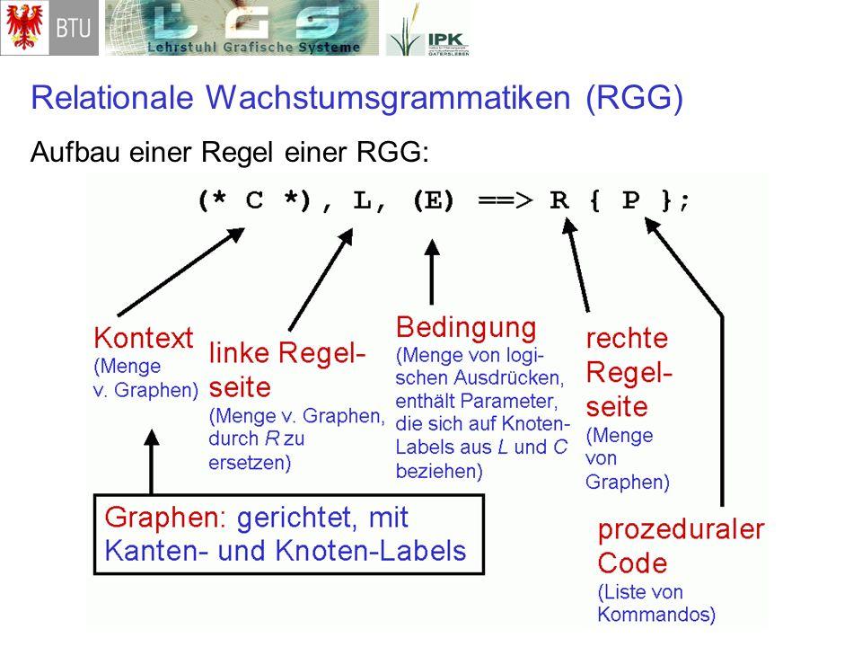 Relationale Wachstumsgrammatiken (RGG)