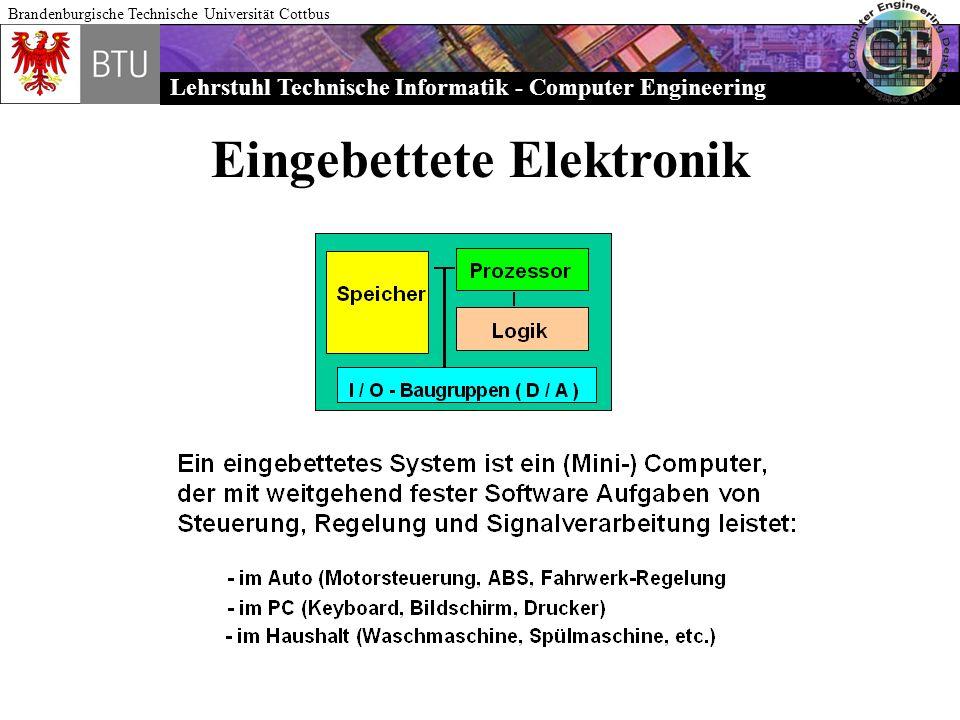 Eingebettete Elektronik