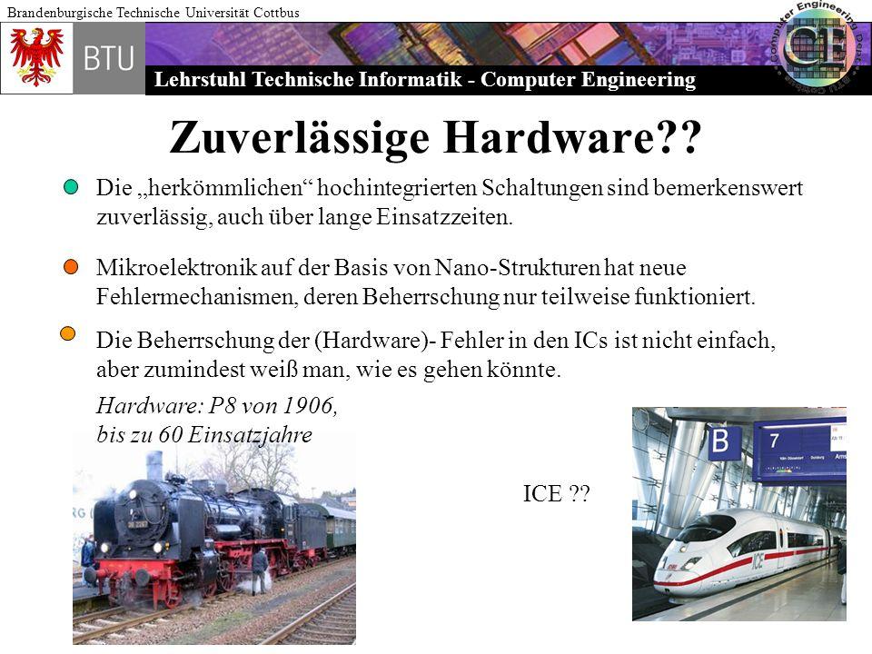 Zuverlässige Hardware