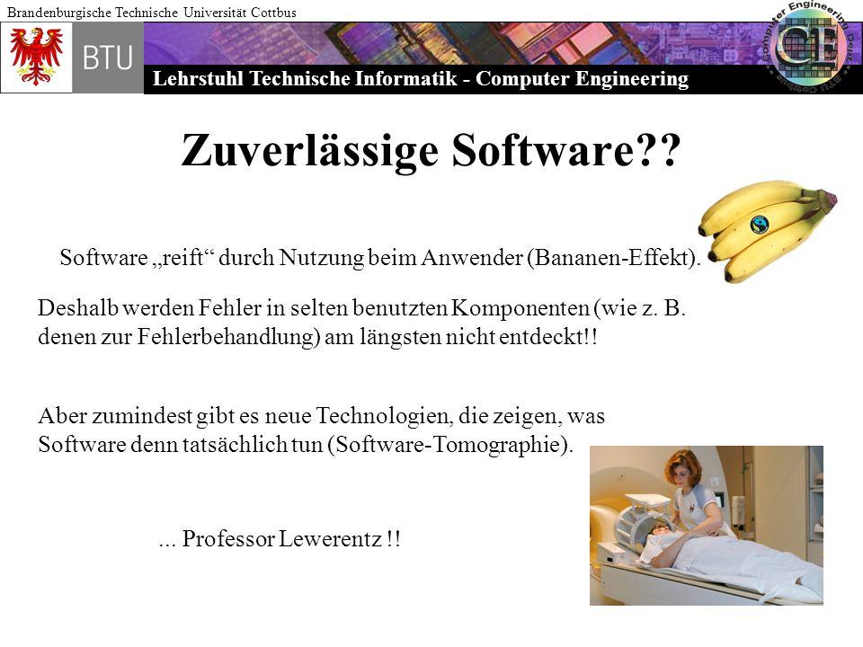 Zuverlässige Software