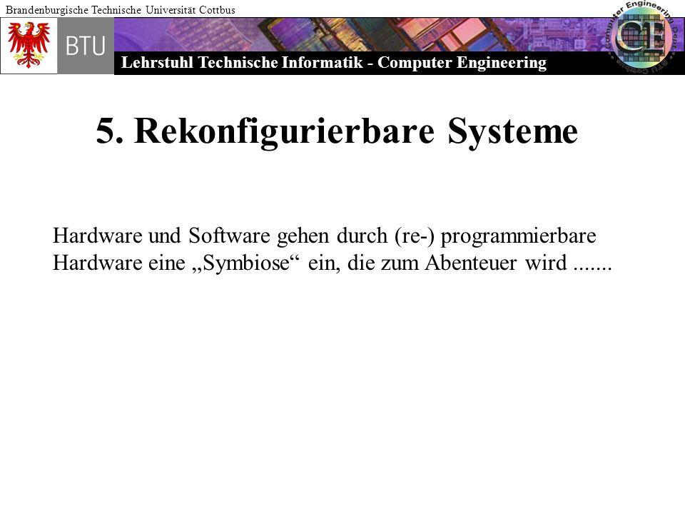 5. Rekonfigurierbare Systeme