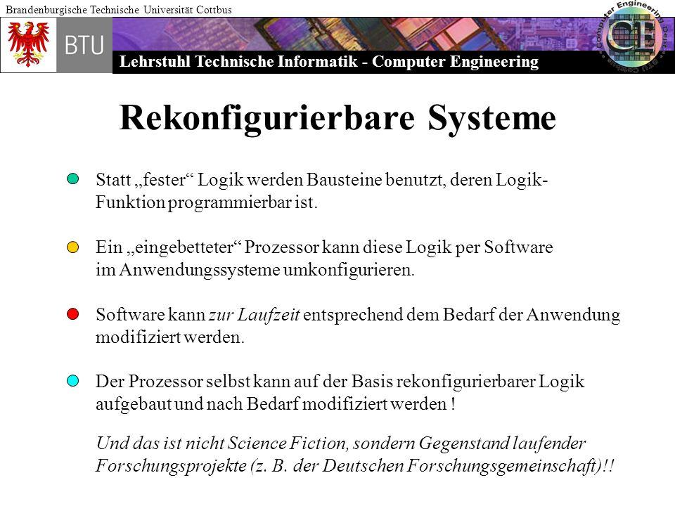 Rekonfigurierbare Systeme