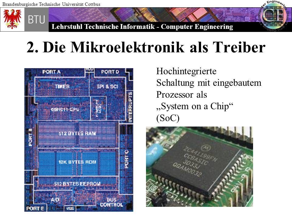 2. Die Mikroelektronik als Treiber