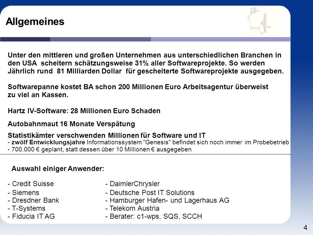 Allgemeines Unter den mittleren und großen Unternehmen aus unterschiedlichen Branchen in.