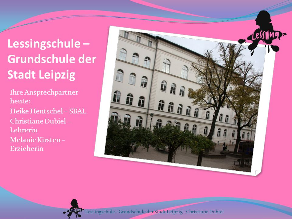 Lessingschule – Grundschule der Stadt Leipzig