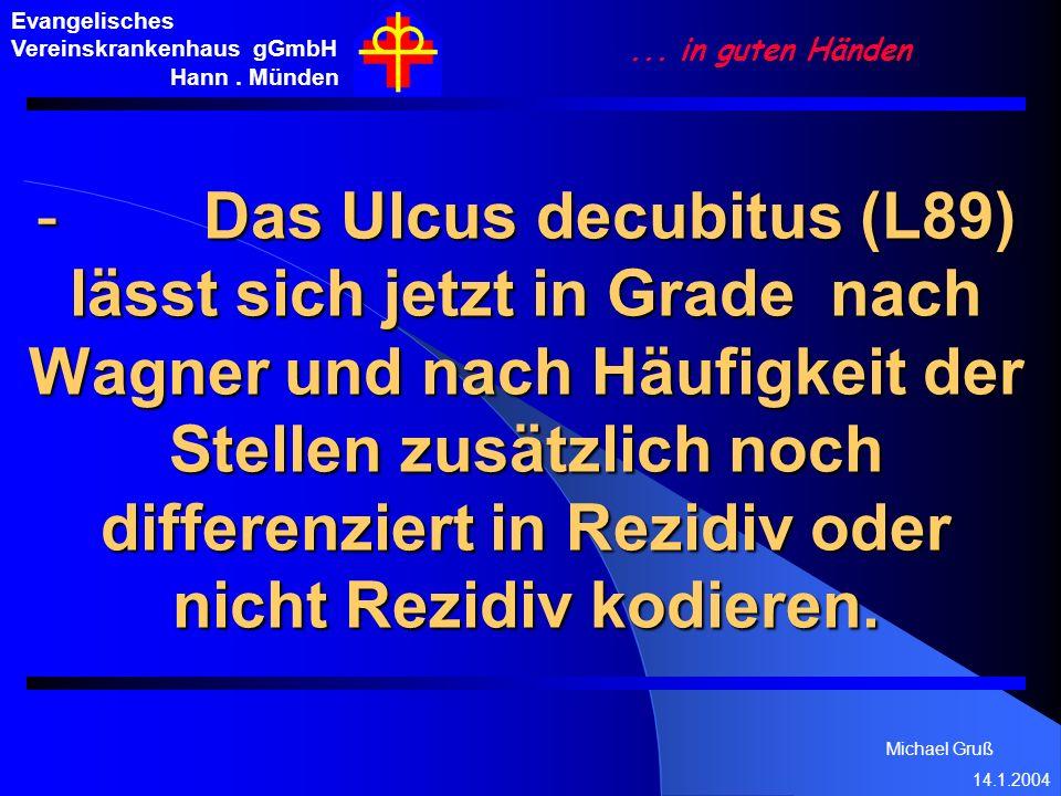 Evangelisches Vereinskrankenhaus gGmbH Hann . Münden