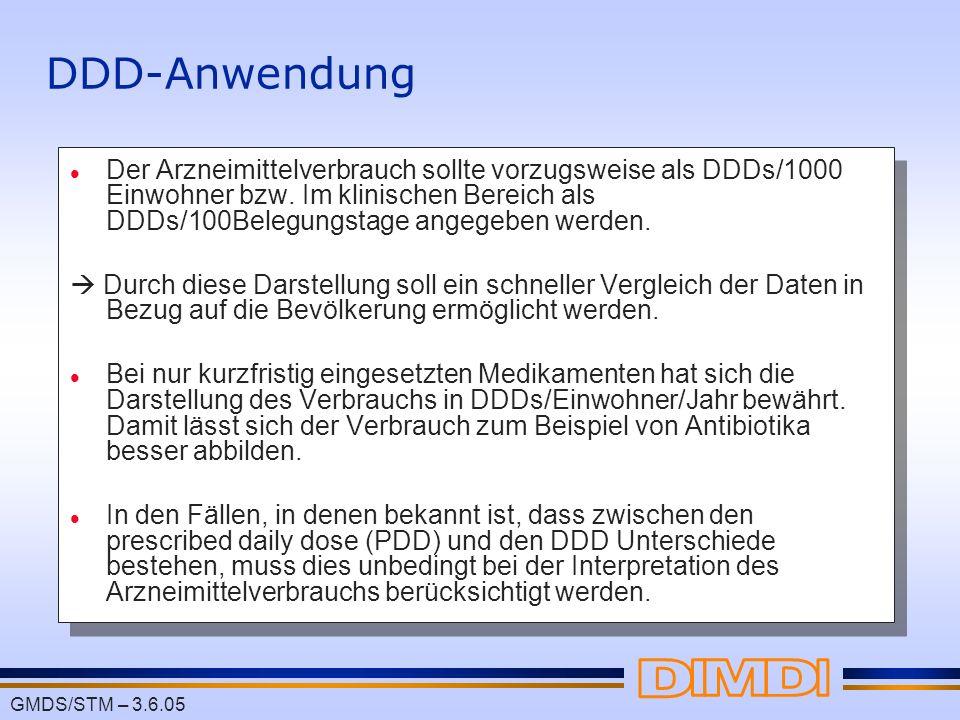 DDD-Anwendung