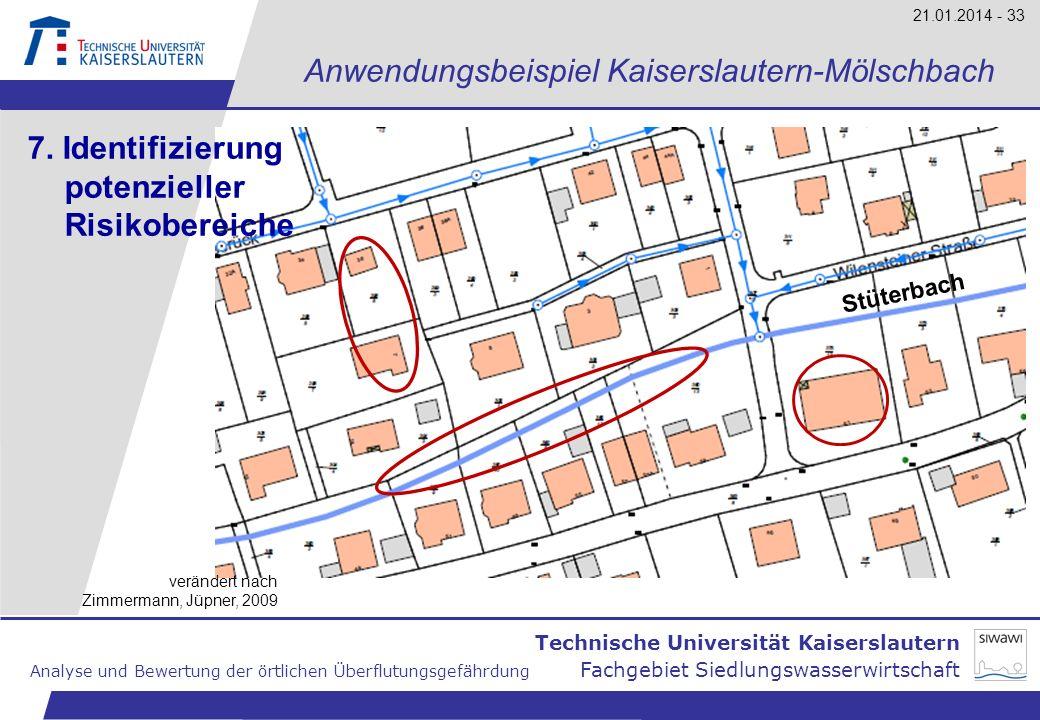 Anwendungsbeispiel Kaiserslautern-Mölschbach
