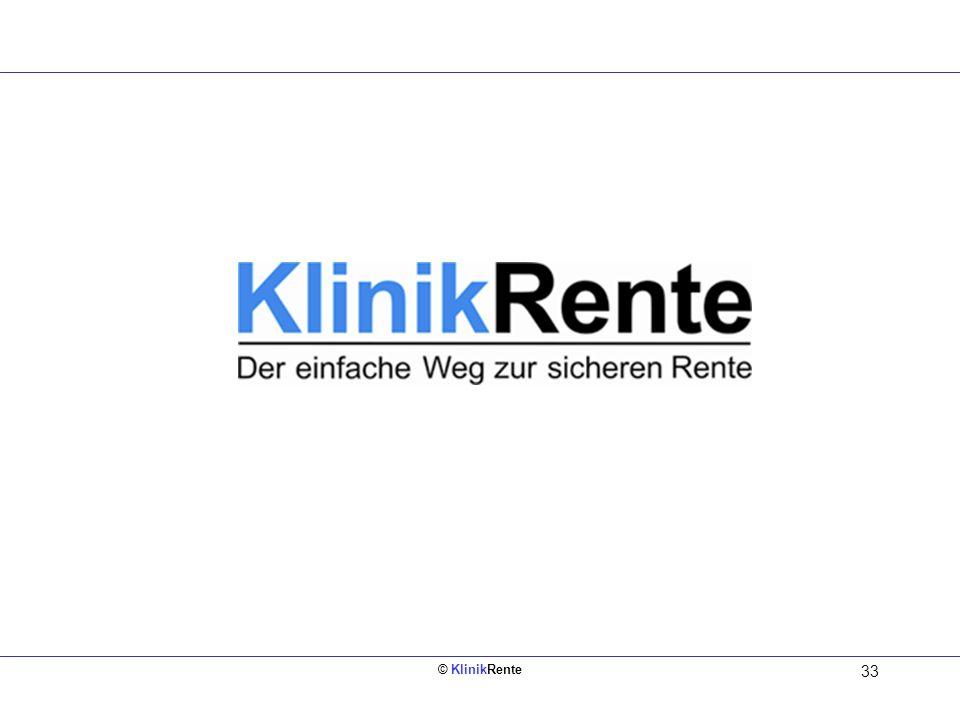 © KlinikRente