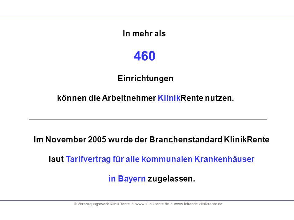 460 In mehr als Einrichtungen