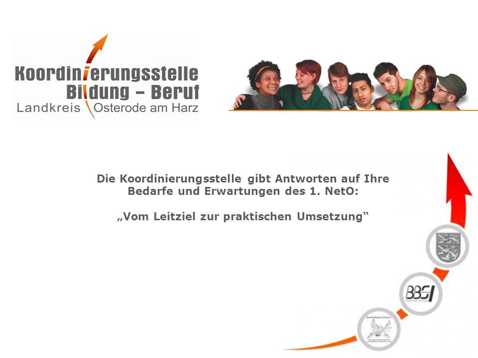 """""""Vom Leitziel zur praktischen Umsetzung"""