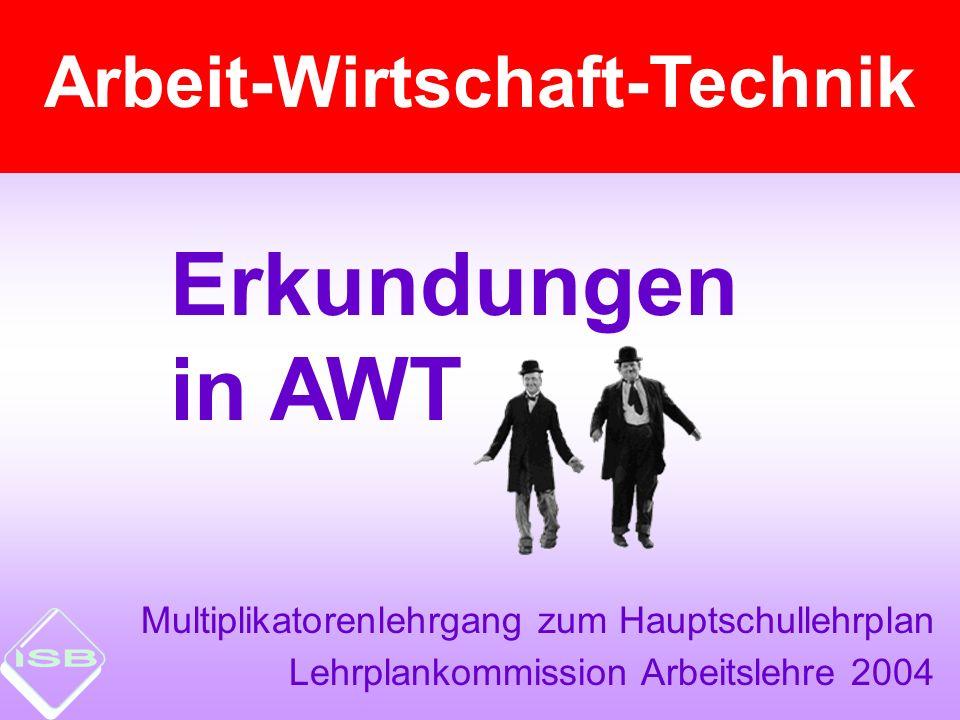 Arbeit-Wirtschaft-Technik