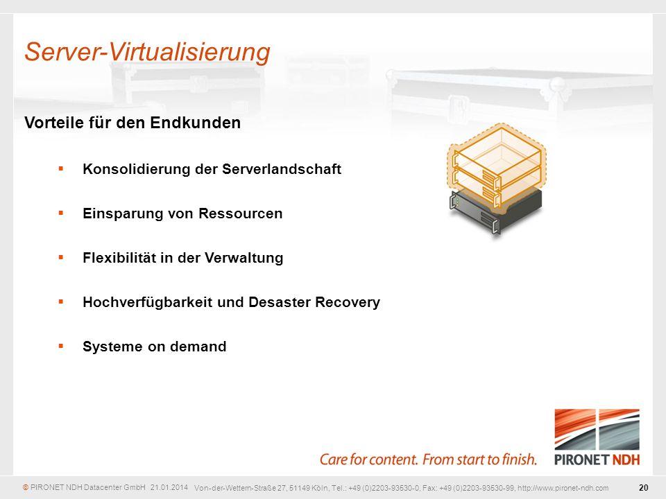 Server-Virtualisierung