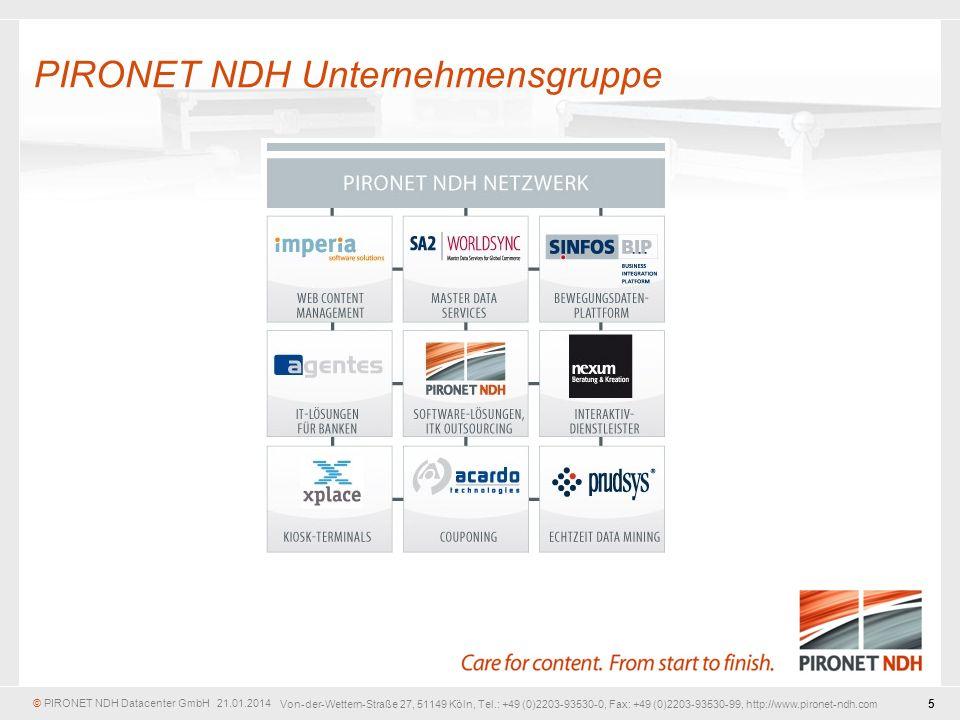PIRONET NDH Unternehmensgruppe