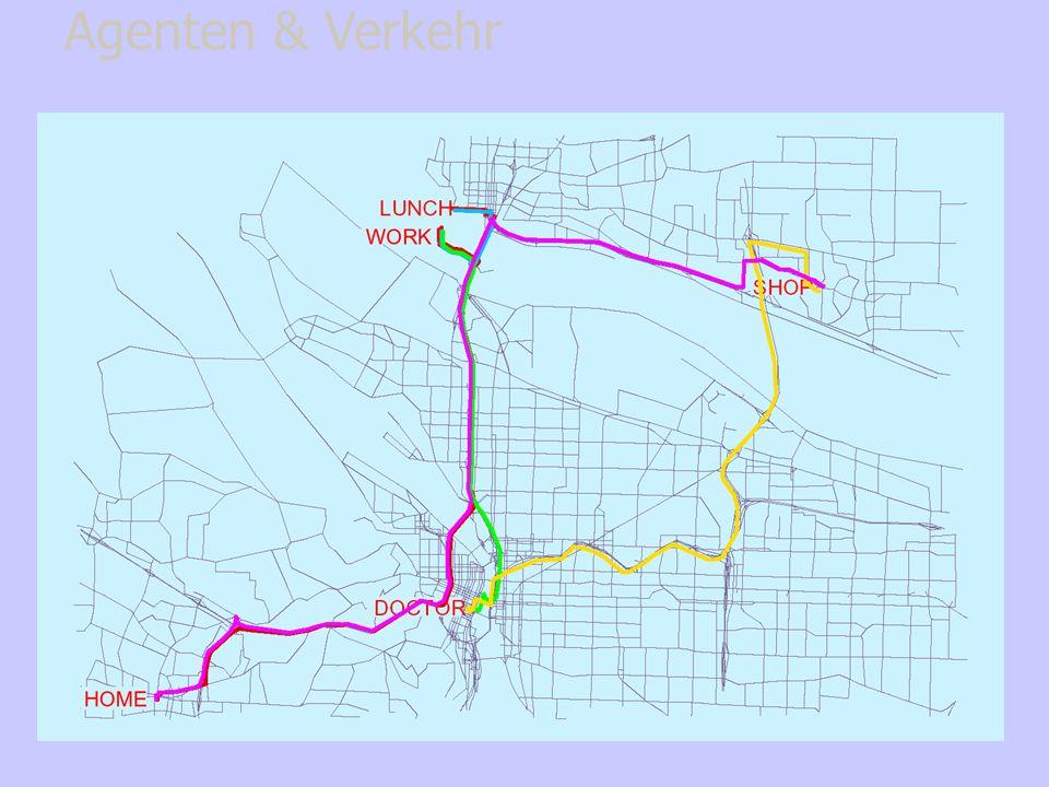 Verkehrsmittel- & Routenwahl