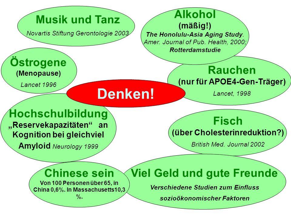 Musik und Tanz Novartis Stiftung Gerontologie 2003