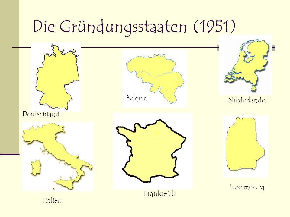 Die Gründungsstaaten (1951)