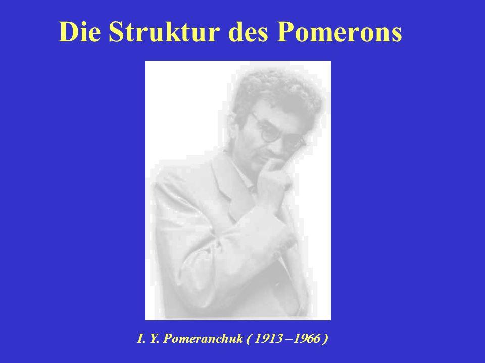 Die Struktur des Pomerons