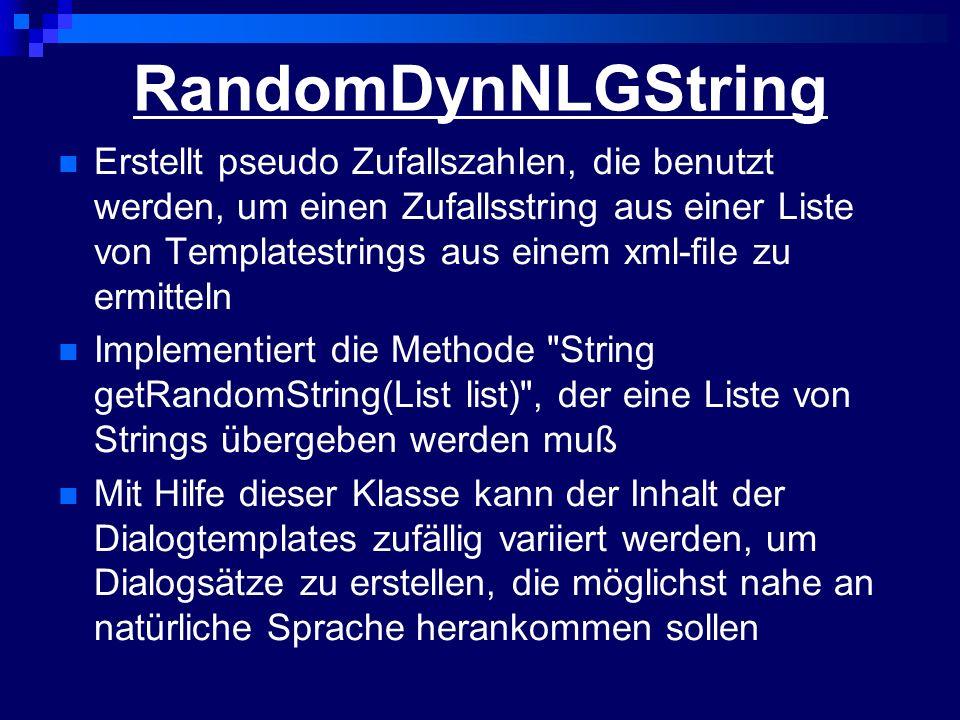 RandomDynNLGString