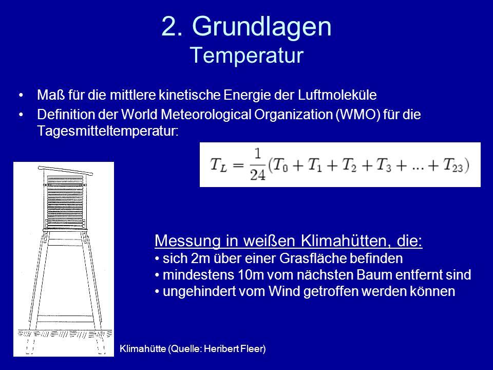 2. Grundlagen Temperatur