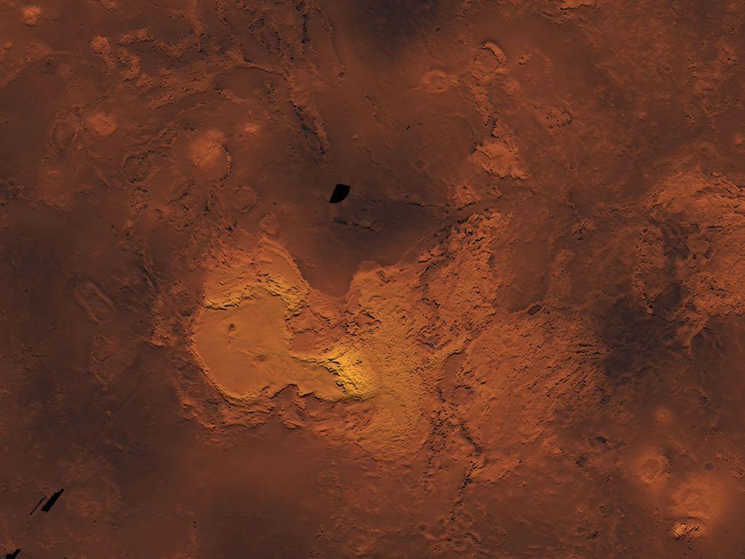 Orbiter um Planeten Venus Pioneer 12 Venera 15+16 Magellan