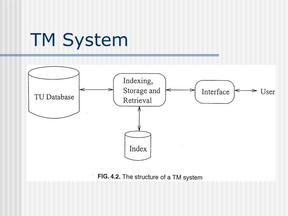 TM System