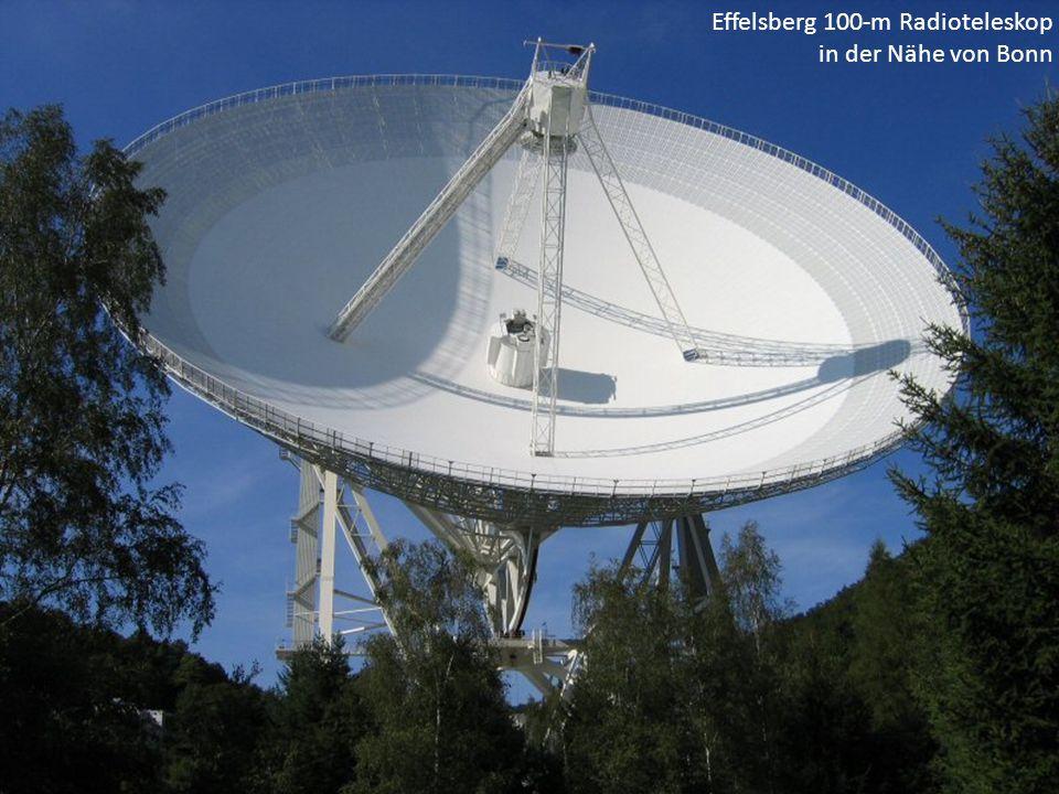 Effelsberg 100-m Radioteleskop