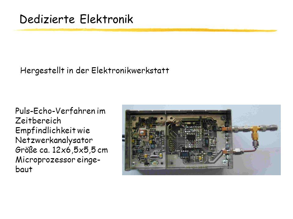 Dedizierte Elektronik