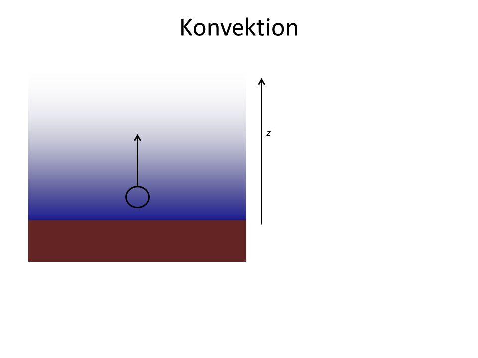 Konvektion z