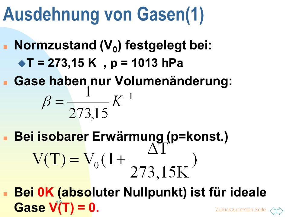 Ausdehnung von Gasen(1)