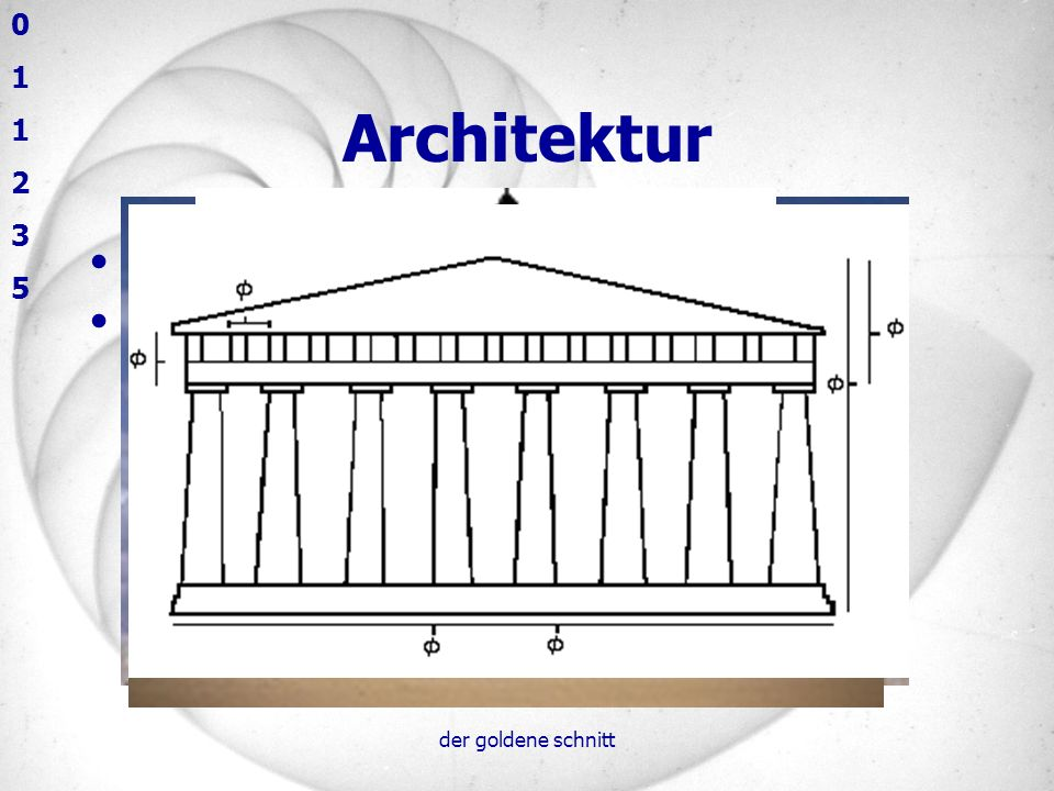 Stephanie fesser christian gojak ppt video online - Architektur schnitt ...